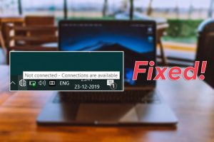 Fix Internet Connection Issues On Windows 10