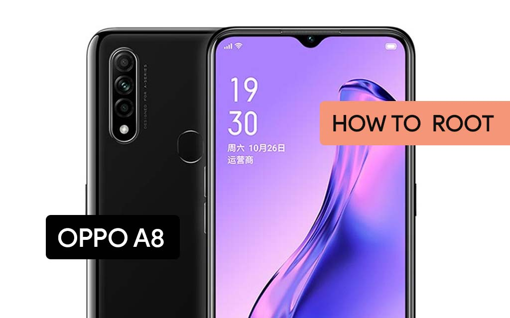 Root Oppo A8