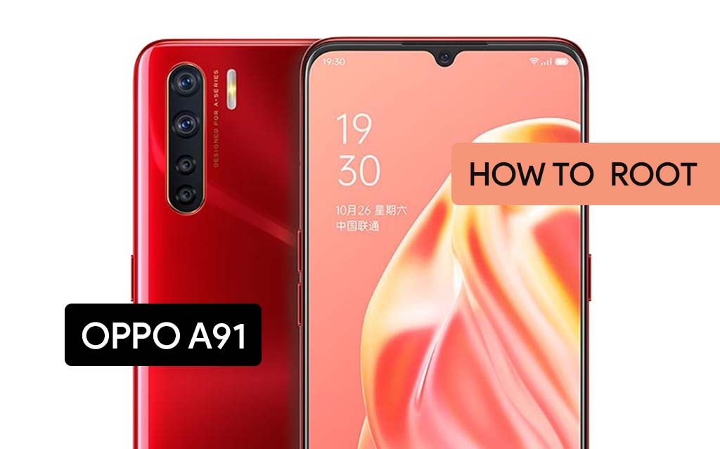 Root Oppo A91