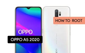 Root Oppo A5 2020
