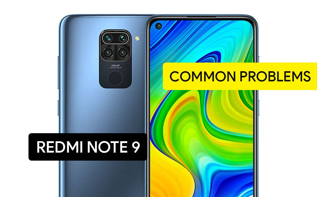 Common Problems in Redmi Note 9 and Solution