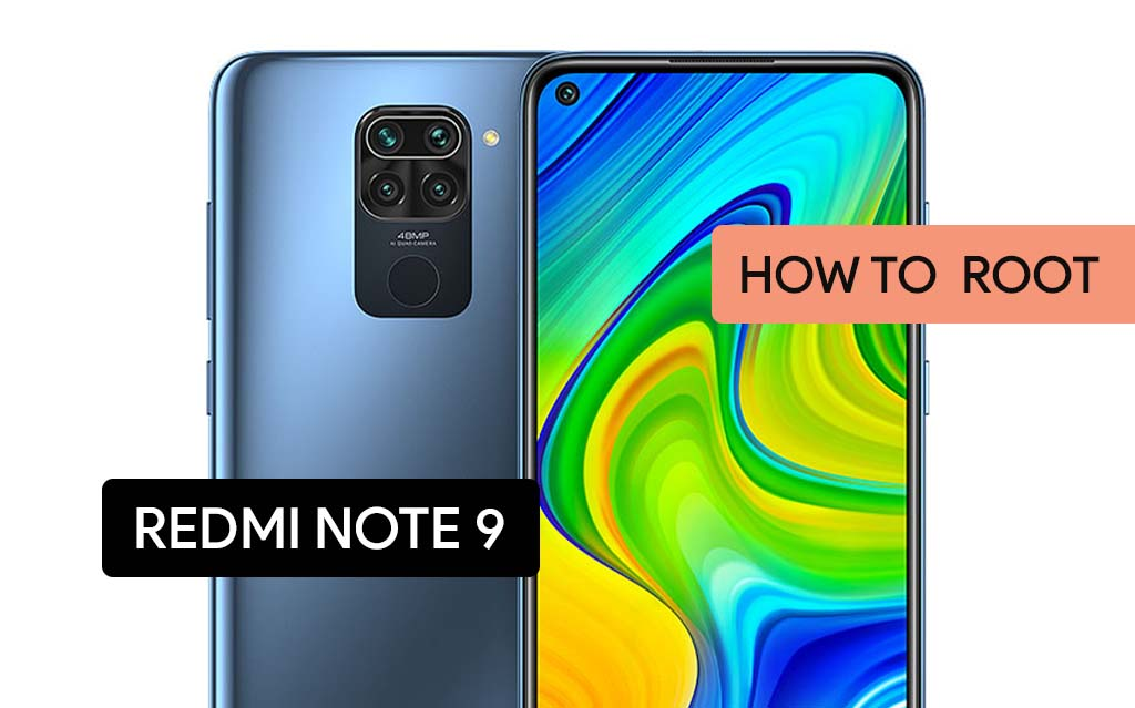 Root Redmi Note 9
