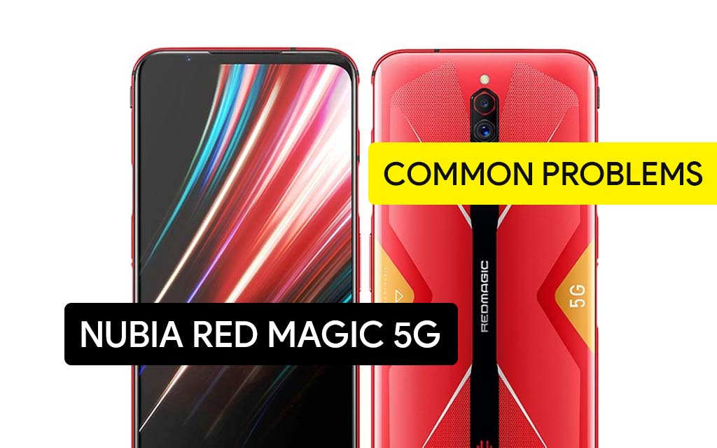 Common Problems in Nubia Red Magic 5G and Solution