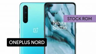 Install Stock ROM on OnePlus Nord [Stock Firmware / Unbrick]