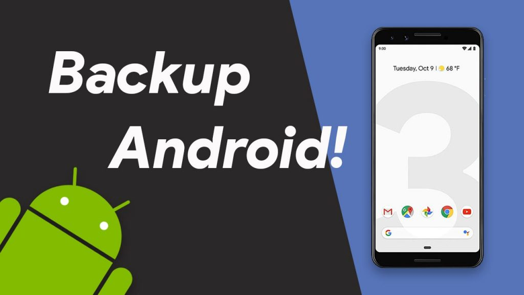 Backup Android Device