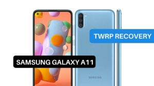 TWRP Recovery Samsung Galaxy A11