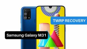 TWRP Recovery Samsung Galaxy M31