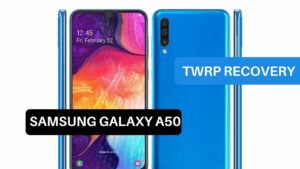 TWRP Recovery Samsung Galaxy A50