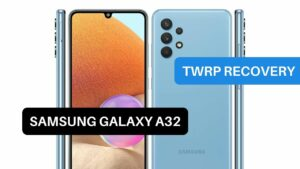 TWRP Recovery Samsung Galaxy A32