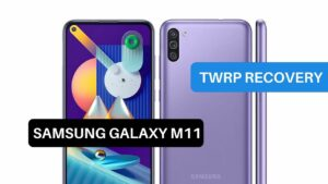 TWRP Recovery Samsung Galaxy M11
