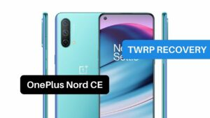 TWRP Recovery OnePlus Nord CE 5G